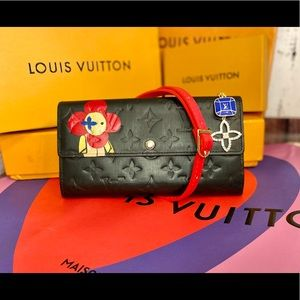 Louis Vuitton Sara Crossbody Vivienne Custom